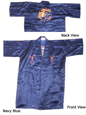 Kid's Dancing Dragon Robe