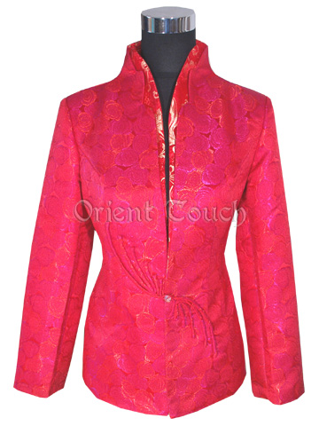 Bargain Item - Cheerful Roses Wedding Jacket