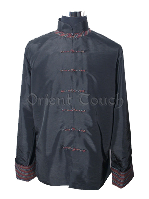Bargain Item - Exotic Thai Silk Shirt
