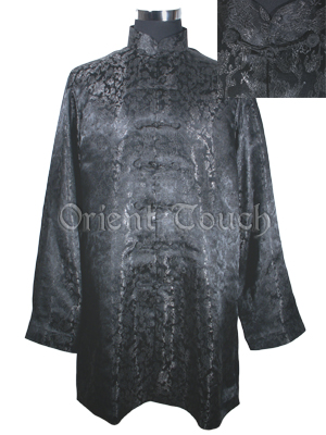 Bargain Item - Cool Mandarin Coat