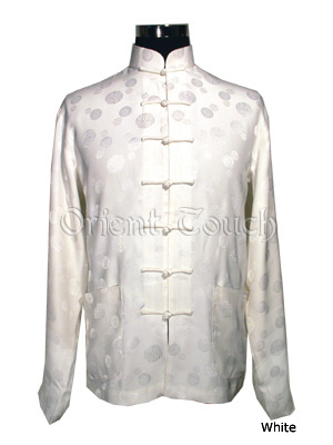 Bargain Item - Longevity Silk Kung-Fu Shirt