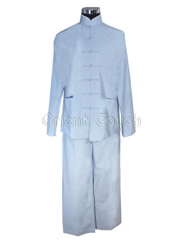 Bargain Item - Mandarin Cotton Kung-Fu Suit