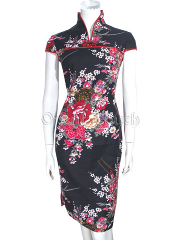 Bargain Item - Blooming Floral Dress