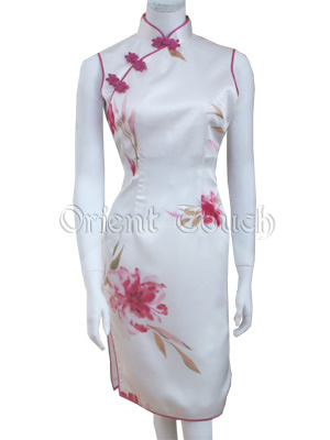 Bargain Item - Summer Fairy Mid-Length Cheongsam