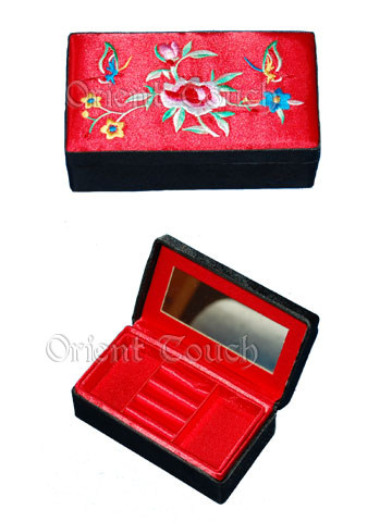 Bargain Item - Red Jewelry Box