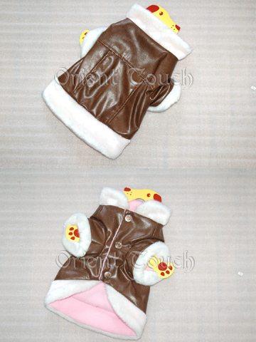 Doggie Clothing - Leather