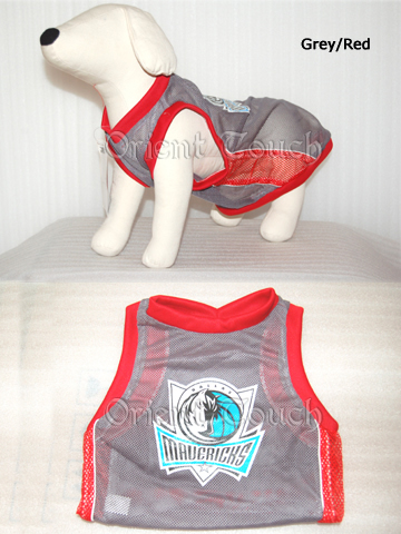 Doggie Clothing - Sports Wear