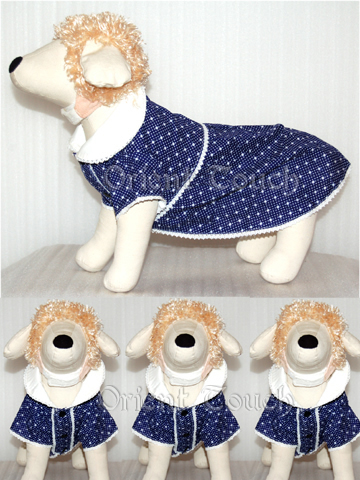 Doggie Clothing - Floral Skirt