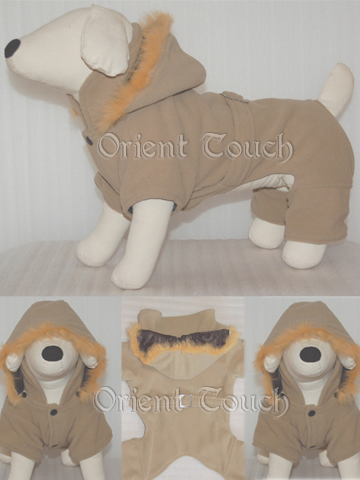 Doggie Clothing - Coat