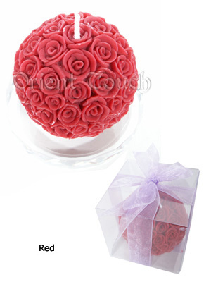 Blossoming Roses Candle