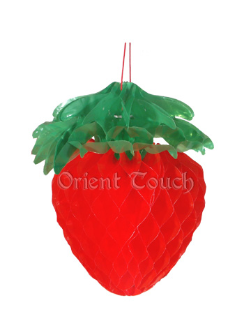 Paper-cut Strawberry
