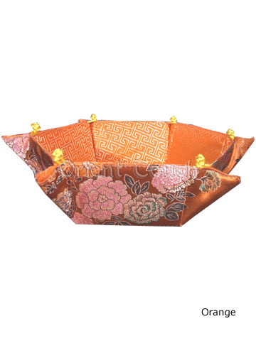Brocade Bread Holder