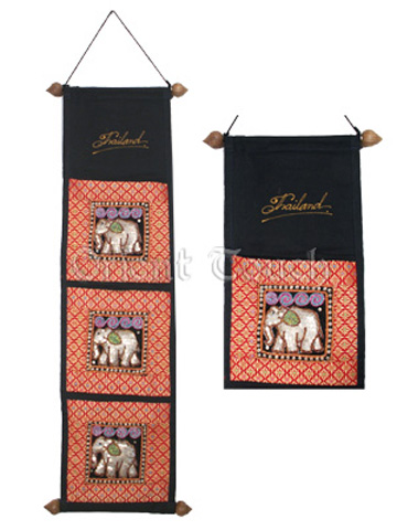 Thai Elephant Letter Holder