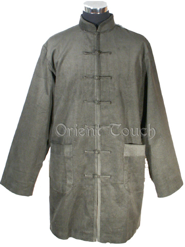 Men's Chinese Corduroy Coat