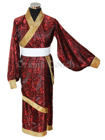 Men's Chinese Binding Cuffs Hanfu