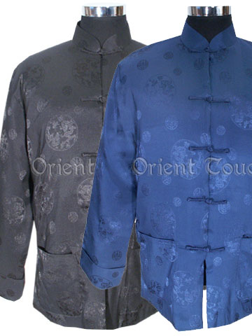 Dragon Icon Wadded Jacket
