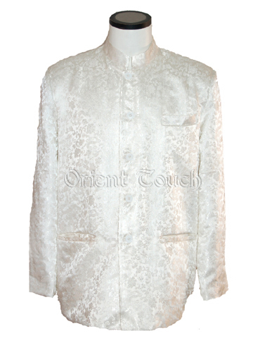 Chinese Groom Jacket - Dancing Dragon