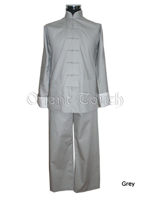 Mandarin Cotton Kung-Fu Suit