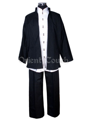 Masculine Royal Kung Fu Suit