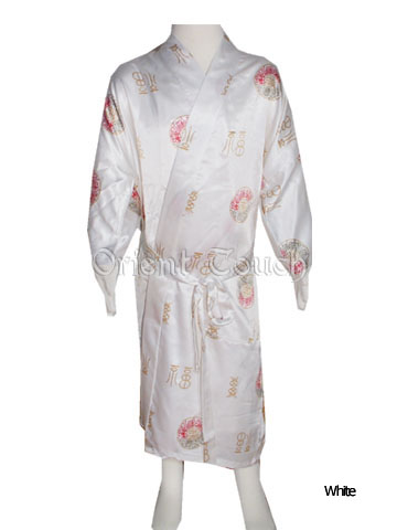 Girl's Calf-Length Robe - Blessing
