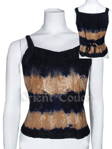 Ethnic Apparel - Embroidered Strap Top