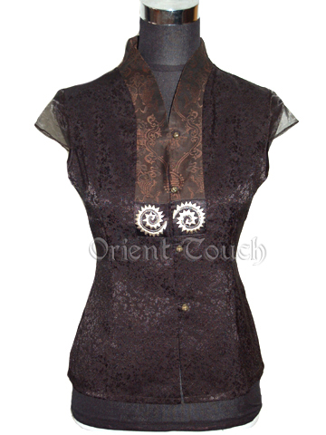 Easy-going Summer Vest