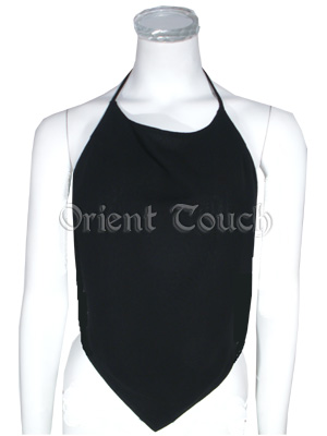 Coquettish Chiffon Halter Top