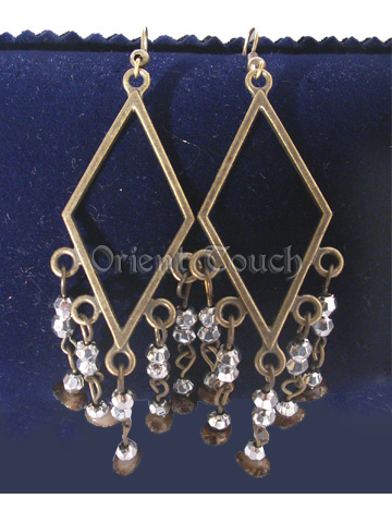 Rhombic Earrings