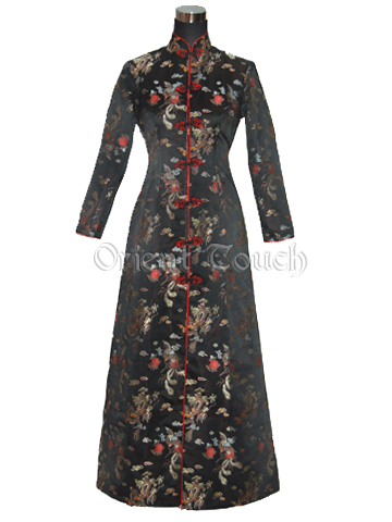 Magnificent Chinese Nobler Long Coat