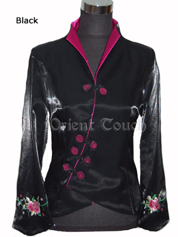 Chinese Gorgeous Embroidery Jacket
