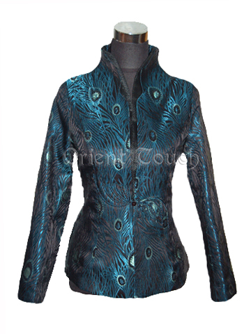 Unique Peacock Jacket