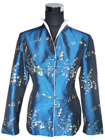 Flourishing Floral Jacket