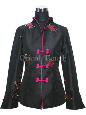 Dancing Butterflies Paillette Jacket