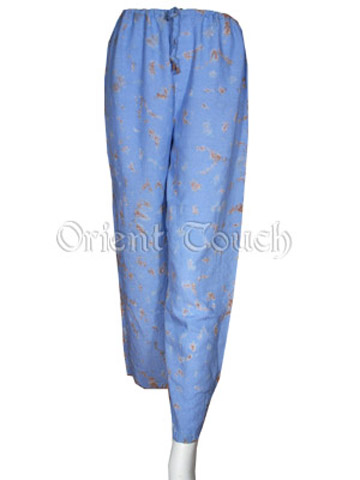 Ethnic Apparel - Floral Pants