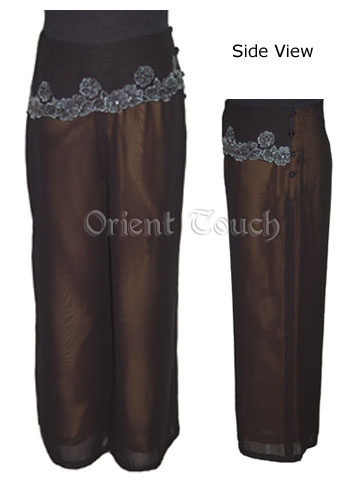 Comely Neighbourhood Girl's Mid-Length Pants