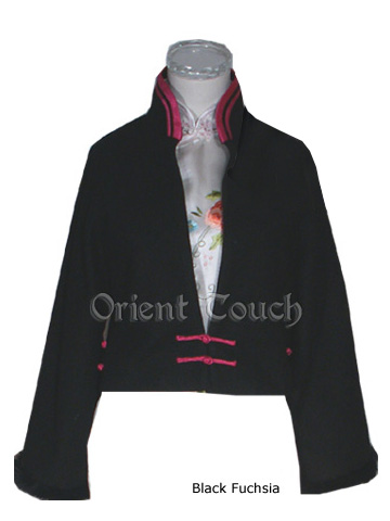 Noble Beauty Shawl Jacket