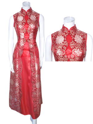 Magnificent Bridal Cheongsam