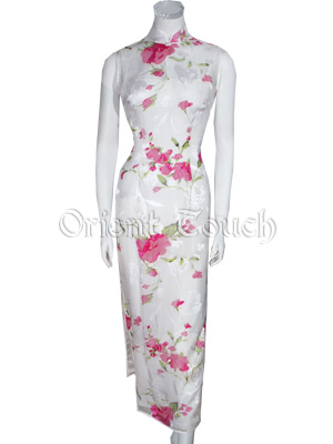 Sweet Dream Silk Cheongsam