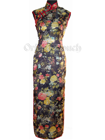 Mandarin Goodful Party Dress
