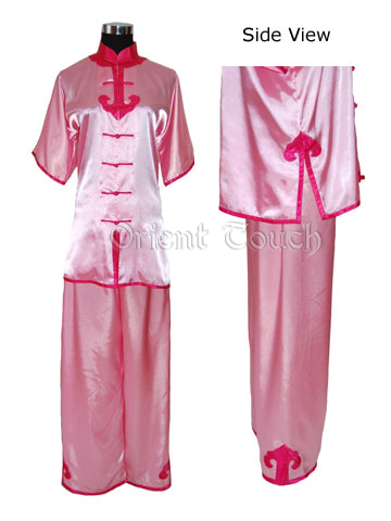 Traditional Chinese Women's Kung Fu Suit