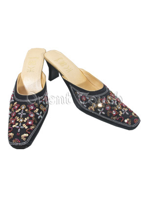 Party Shoes - Multicolor Beads